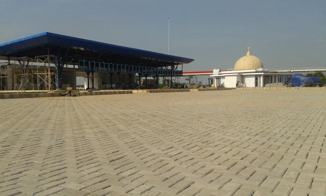 Rest Area KM 164 Jalan Tol CIPALI