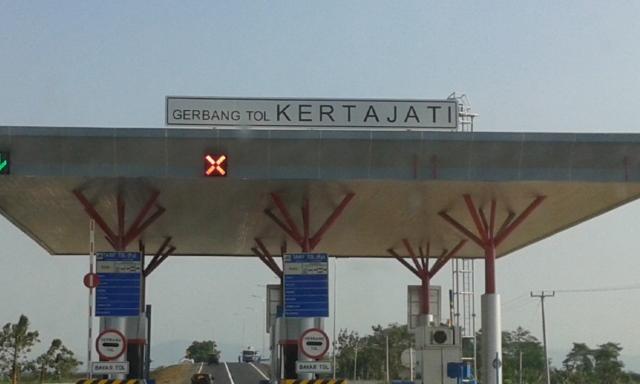 Gerbang Tol Kertajati